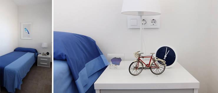 Schlafzimmer von PEANUT DESIGN STUDIO
