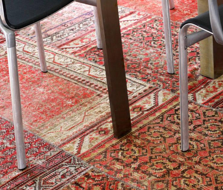 VINTAGE  FUSION T :  in stile  di sartori-rugs, Moderno