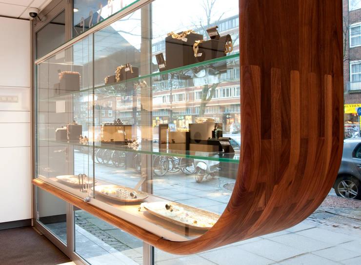 Jesse Jewelry:  Winkelruimten door Jan Gunneweg