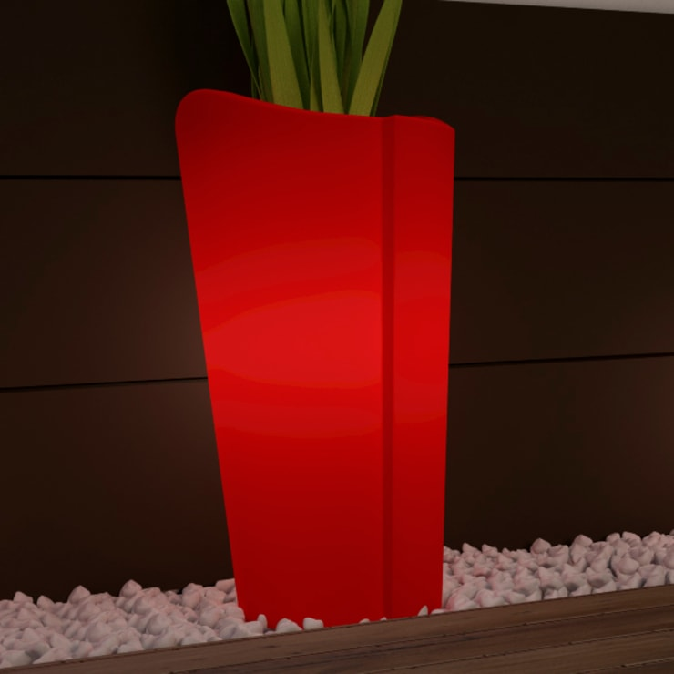 Tera Light Collection Six Red:  in stile industriale di tera-italy, Industrial