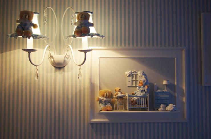 Lacote Design – Lacote Özel sipariş bebek odası  tasarımı:  tarz Çocuk Odası