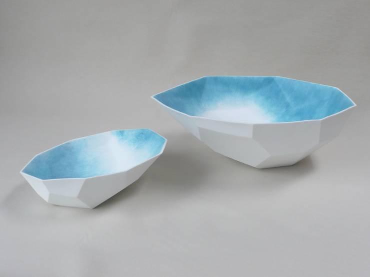 Ice:  Eetkamer door Winter Ceramics