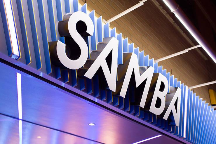 Samba Swirl, Camden:  Gastronomy by Mizzi