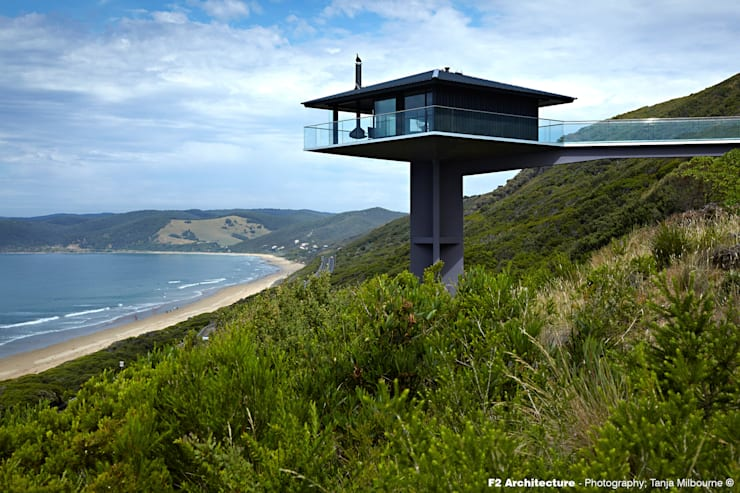 Casas mediterrânicas por F2 Architecture