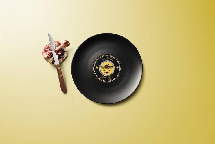 Projekty,  Kuchnia zaprojektowane przez Mamado srl