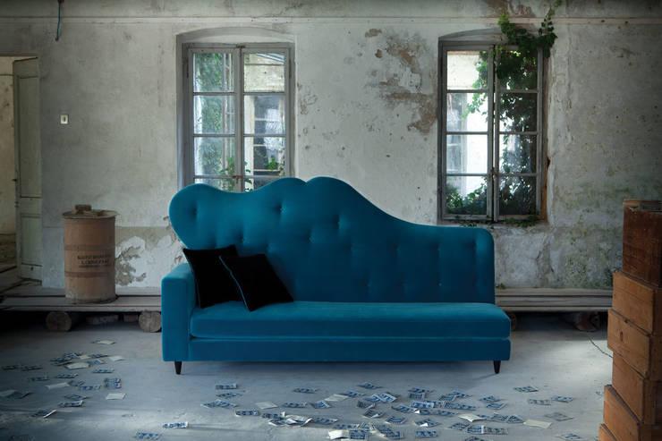 Projekty,  Salon zaprojektowane przez l'abbate