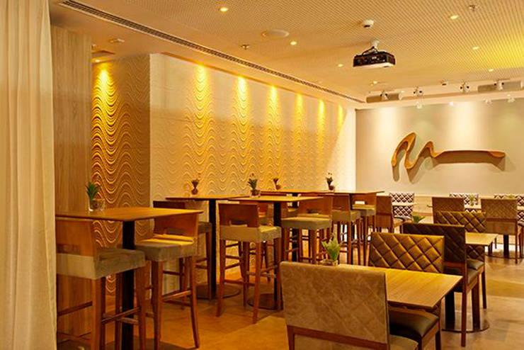 Panamera Bistrô: Espaços gastronômicos  por DG Arquitetura + Design
