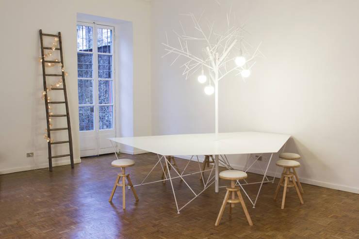 Origine for Lab Italy : Studio in stile  di Giò Belviso