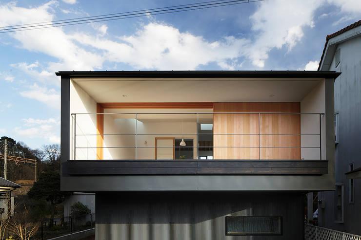 外観: 内田雄介設計室 が手掛けた家です。