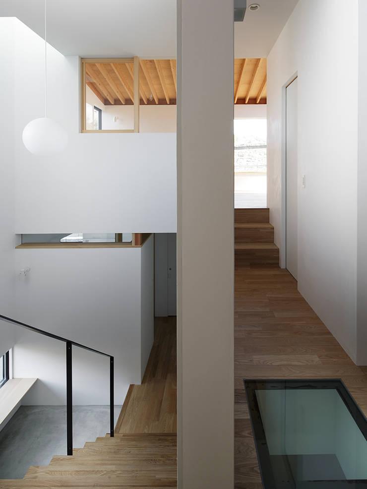 スキップフロア: 内田雄介設計室 が手掛けた家です。