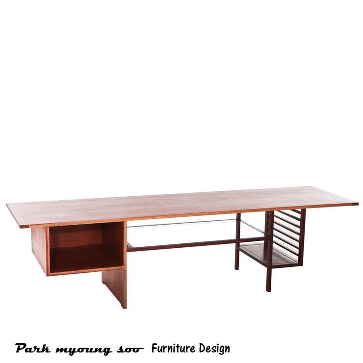 ESPACIO TABLE: DODEUM의 현대 ,모던