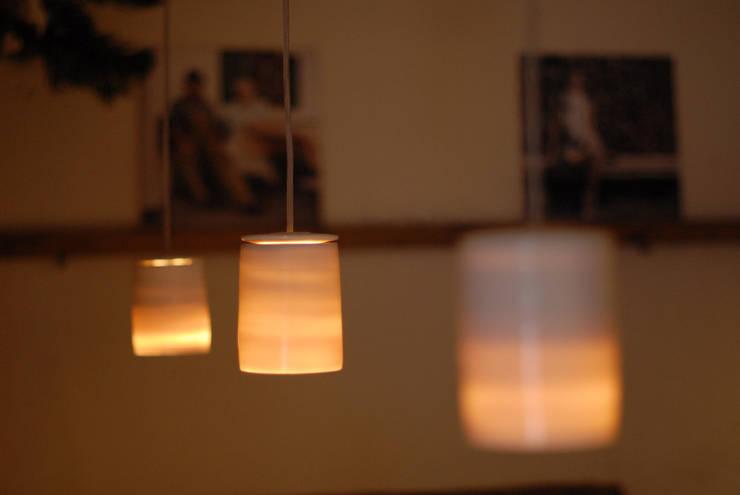 Sala de jantar  por material + keramik