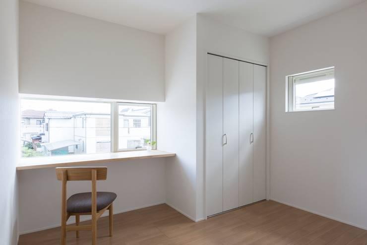 Kusatsu House: ALTS DESIGN OFFICEが手掛けた和室です。