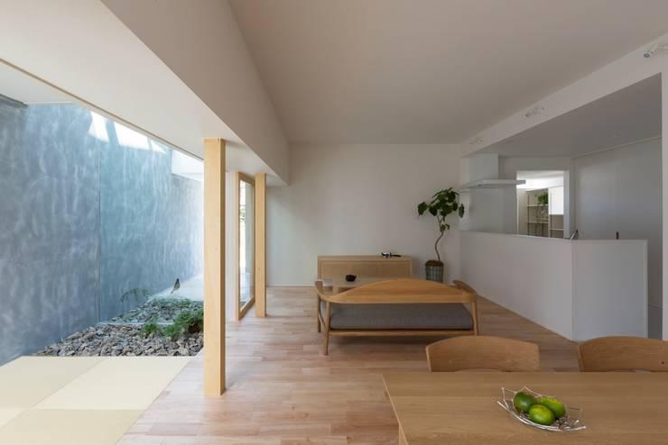 Chambre moderne par ALTS DESIGN OFFICE Moderne