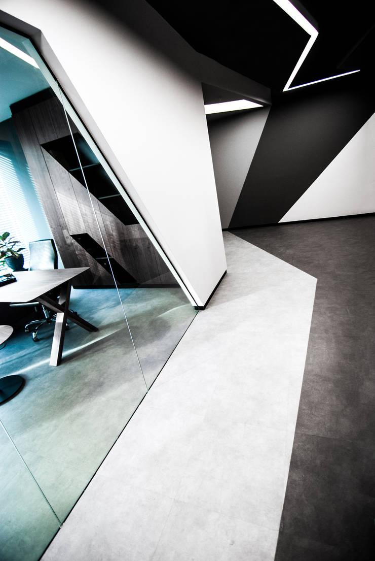 SALON ARCHITECTS – CTHB Law Office:  tarz Ofis Alanları