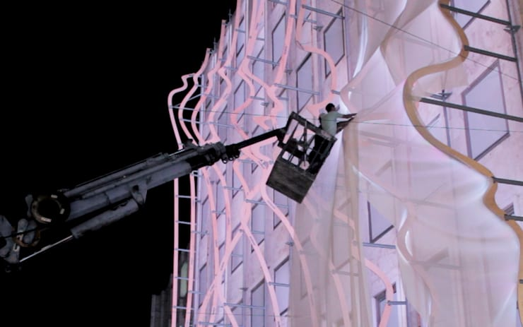 SALON ARCHITECTS – Augmented Structures:  tarz Sanat