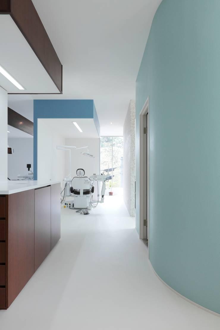 Kitaoji Dental Clinic: ALTS DESIGN OFFICEが手掛けたです。