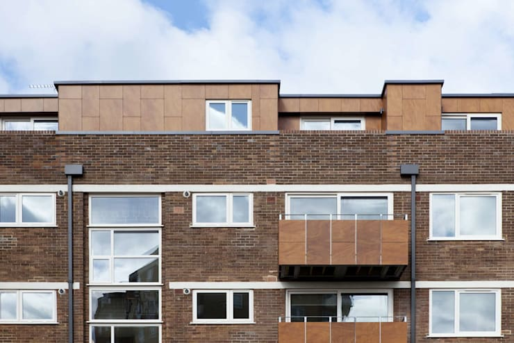 167:  Houses by Lipton Plant Architects