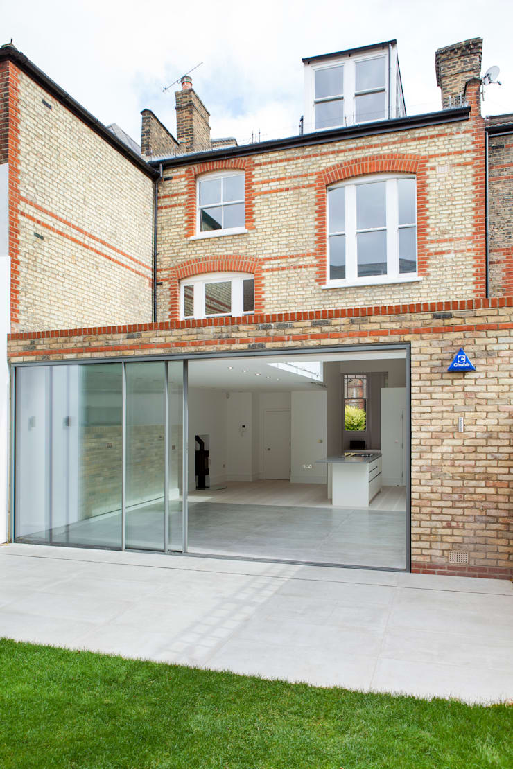 Aberdeen Road:  Houses by Lipton Plant Architects