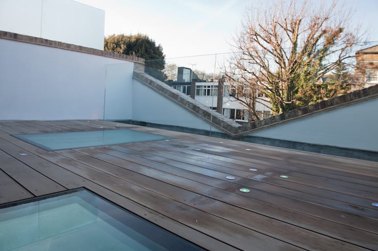 Woodsome Road:  Houses by Lipton Plant Architects
