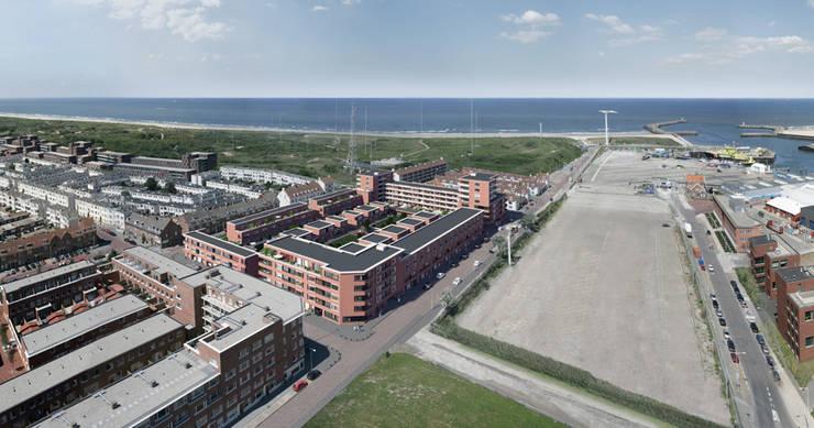 Zeemeeuw fase 2, Scheveningen van Steenhuis Bukman Architecten