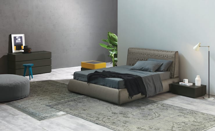 MD House - Zona Notte: Camera da letto in stile  di MD House,