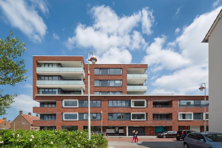 Zeemeeuw fase 2, Scheveningen:   door Steenhuis Bukman Architecten