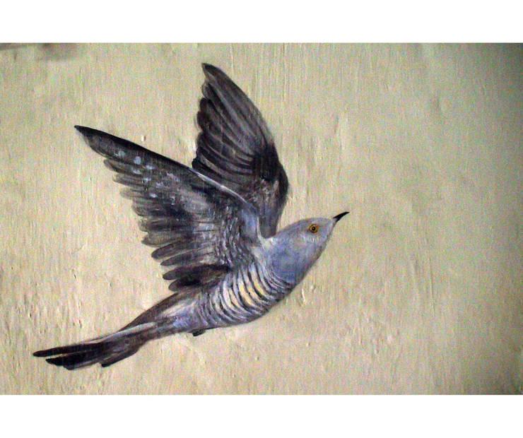 Les coucous volent librement: Chambre de style  par Zuritagordian