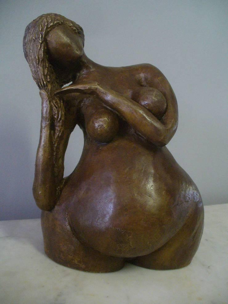 Sculptures céramiques: Art de style  par ATELIER VINCENT TOURNEBIZE