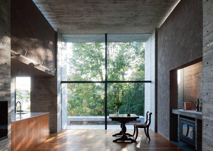 茨木の森: masatsuguyamamoto architectが手掛けたです。