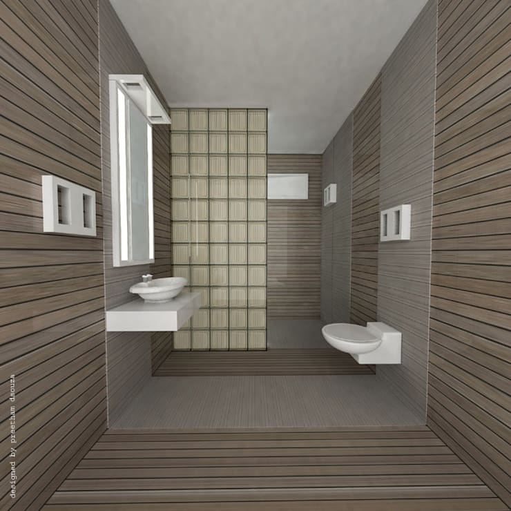 Interior Design Bathroom Colors: 10 Modern Toilet Designs
