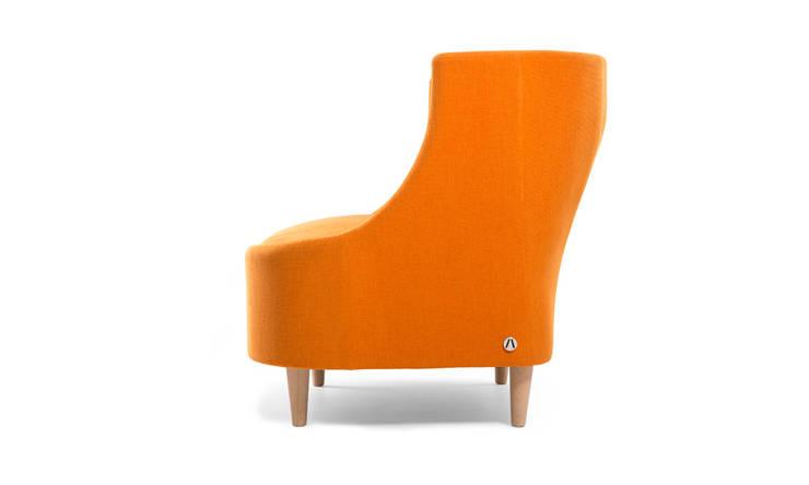 Fauteuil SweetC: Salon de style  par Astula