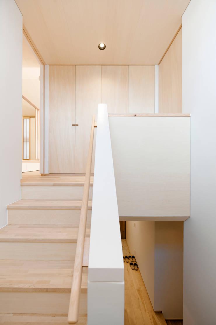 階段室: アトリエ FUDOが手掛けた家です。