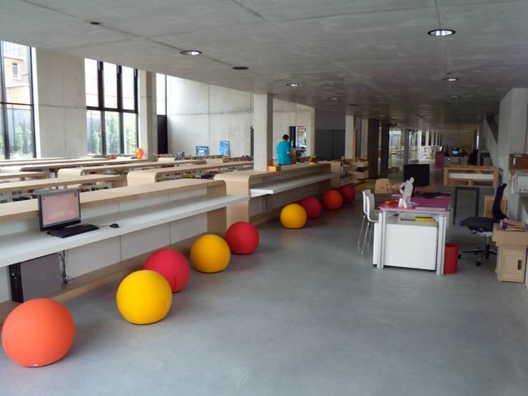 Bib Dendermonde:   door VENLET INTERIOR ARCHITECTURE