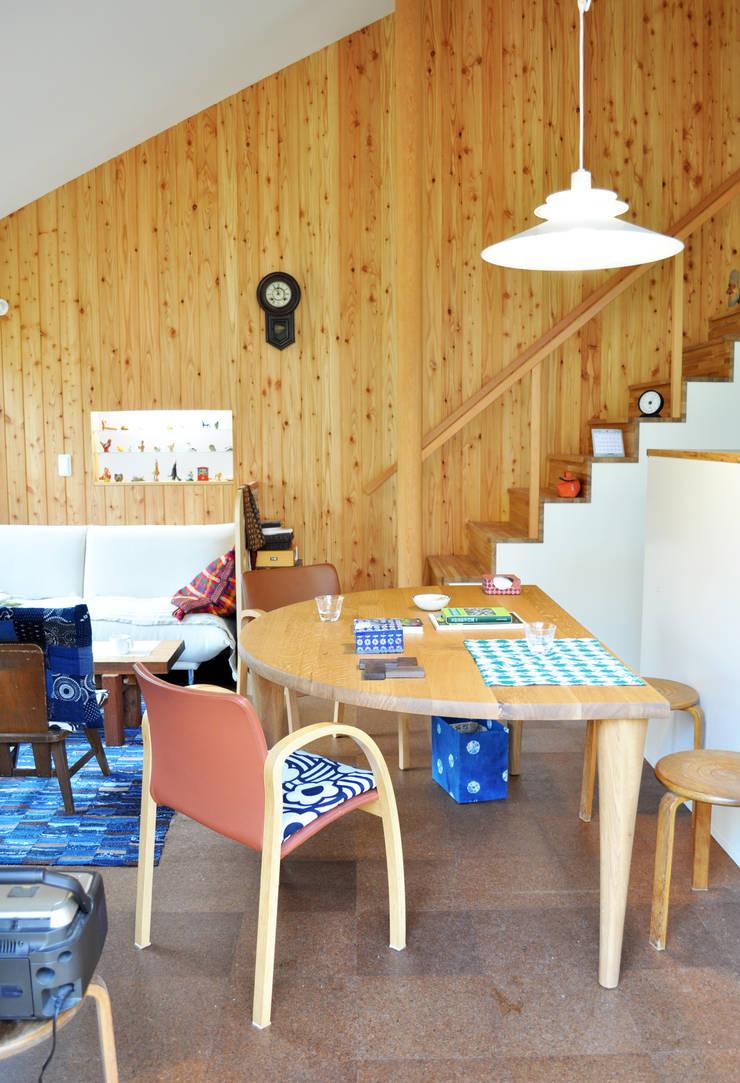 NONKONKAN(のんこん館): 有限会社タウ設計工房が手掛けた家です。