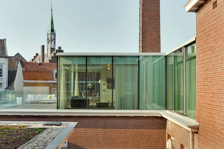 Houses by Wiel Arets Architects