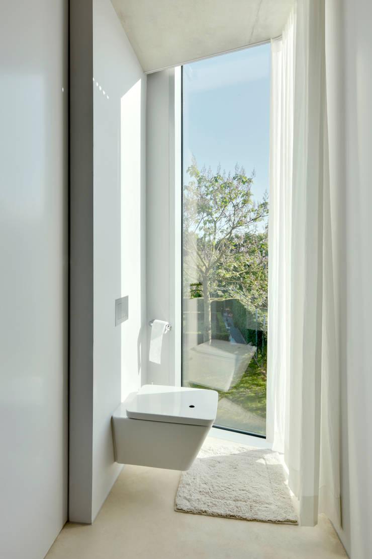 H' House:  Badkamer door Wiel Arets Architects