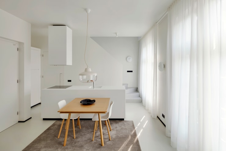 modern Kitchen by Wiel Arets Architects
