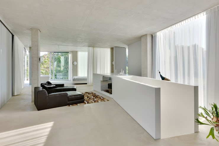 modern Living room by Wiel Arets Architects