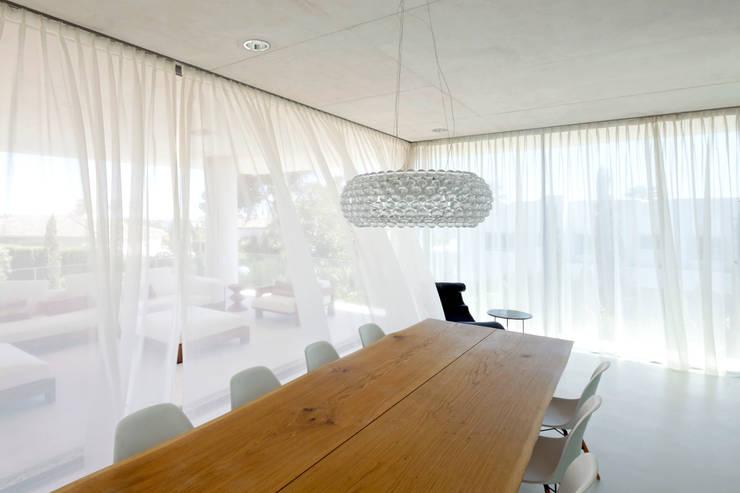 Wiel Arets Architects:  tarz Yemek Odası