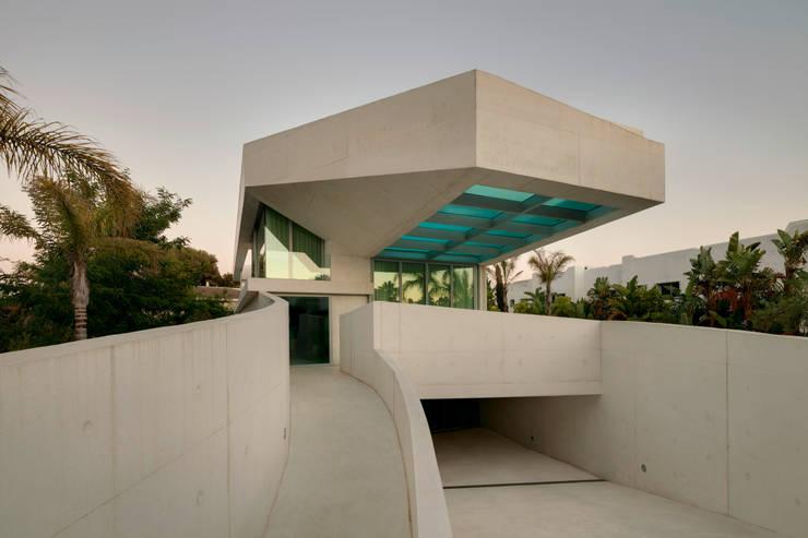 Projekty,  Domy zaprojektowane przez Wiel Arets Architects