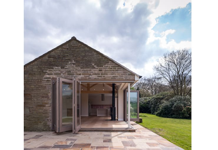 The Garden Cottage:  Houses by Fraher Architects Ltd