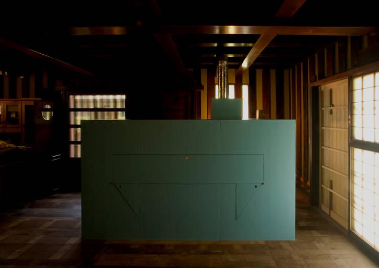 キッチンの箱 1: O設計室が手掛けたです。