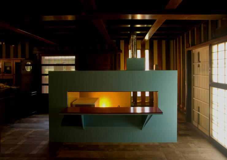 キッチンの箱 2: O設計室が手掛けたです。