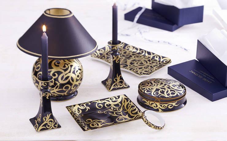 Collection Tourbillon d'Or: Maison de style  par Maison Laure Sélignac