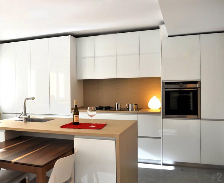 #reformaDUQUE: Cocinas de estilo moderno de +2
