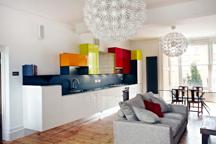 :::::: Cucina in stile in stile Moderno di Draisci Studio