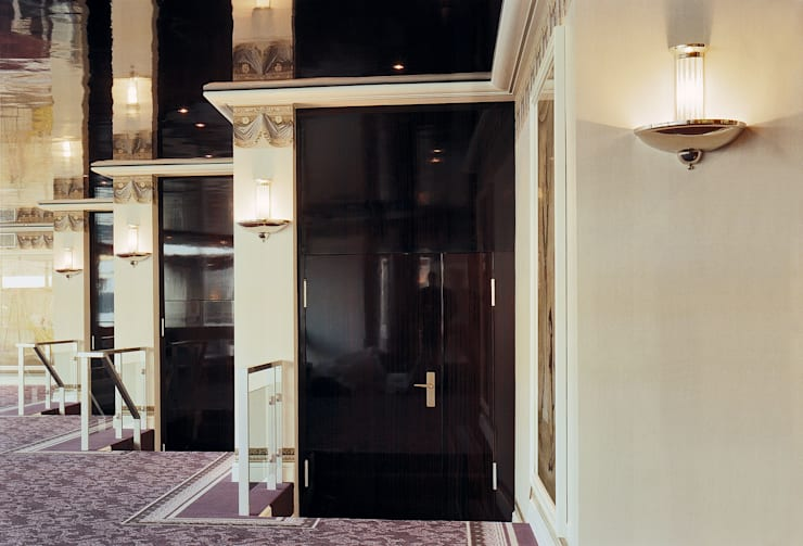Projekty,  Pomieszczenia biurowe i magazynowe zaprojektowane przez Art Deco Schneider