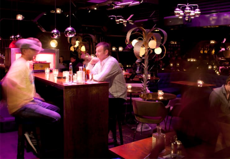 Callooh Callay Bar: eclectic  by Haywood Styles, Eclectic