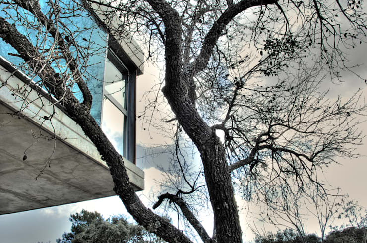 Las Hormigas: Casas de estilo moderno de Espegel-Fisac architects
